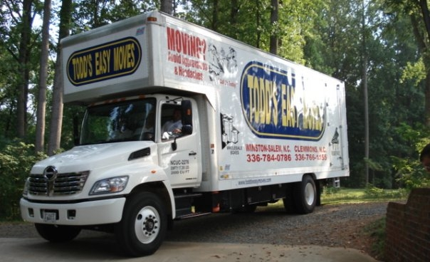 Long-Distance Movers in Winston-Salem, North Carolina