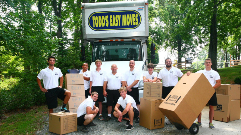 Moving Company in Winston-Salem, North Carolina